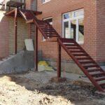 lestnica stal konstrukcia2 150x150 - Металлоконструкции